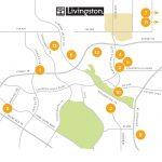 Livingston Shopping Map 1