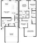 Livingston Coronation SSY 24 Floorplans